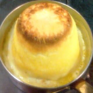 Twice Baked Emmental Souffle