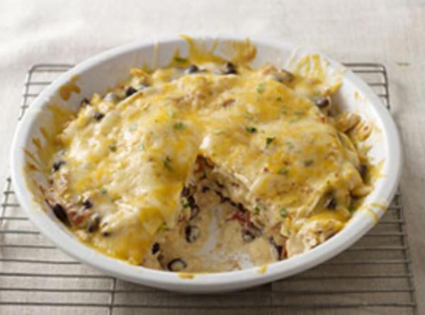 Santa Fe Chicken Casserole Recipe