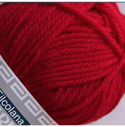 Peruvian Highland Wool - 218 Chinise Red
