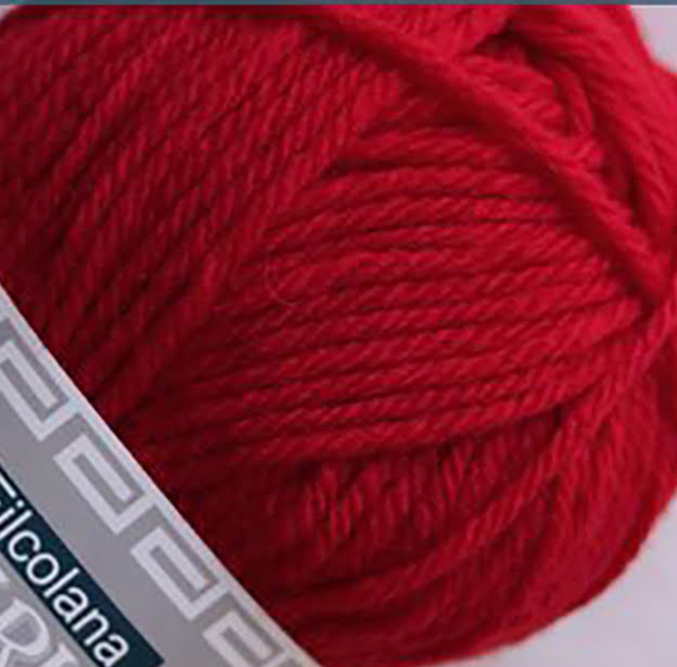 Peruvian Highland Wool - 218 Chinise Red