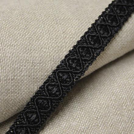 Möbelband - svart