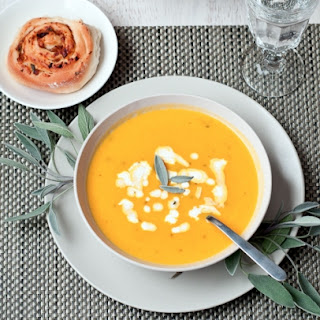 Butternut Squash Soup With Heavy Cream Recipes