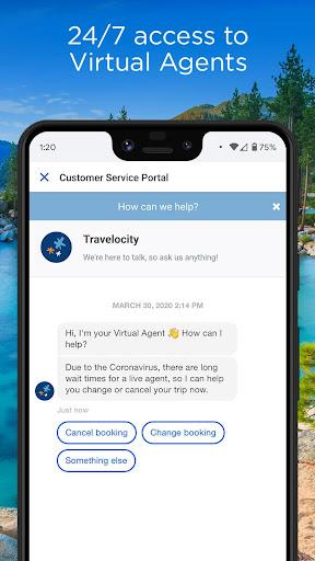 Travelocity Hotels & Flights 20.37.0 screenshots 5