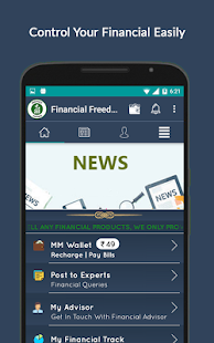 Financial Freedom- screenshot thumbnail