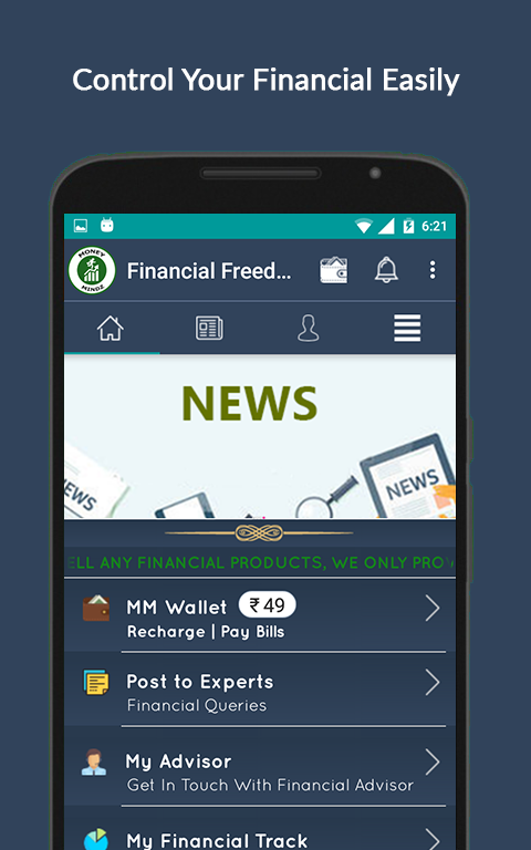 Financial Freedom- screenshot