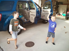 Photo: Boys Growing Up!