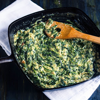 Creamed Canned Spinach Recipes.