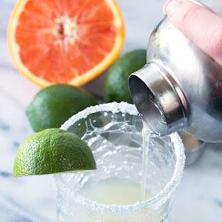 Clean Skinny Margarita