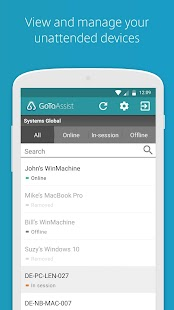 GoToAssist (Remote Support)- screenshot thumbnail