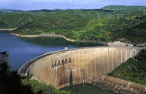 The Kariba Dam. Picture: GETTY IMAGES/DEAGOSTINI