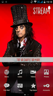 Nights with Alice Cooper- screenshot thumbnail