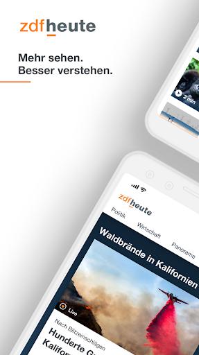 ZDFheute - Nachrichten 3.3 screenshots 1
