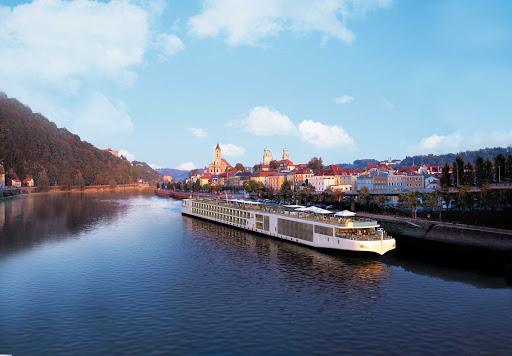 Viking-River-Cruise-Passau - Scenic Passau, Germany, is one of many picturesque towns you can visit on a Viking river cruise.