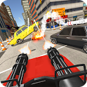 Battle Cars in City (online) icon