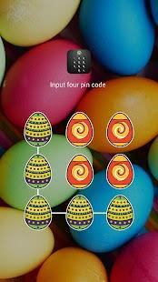 AppLock - Easter - náhled
