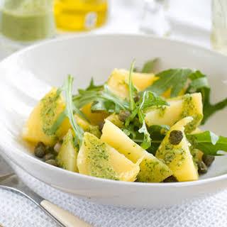 Artichoke and Caper Potato Salad.