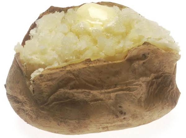 Rock Salt Potatoes