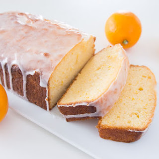 Meyer Lemon Cake.