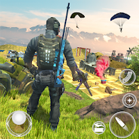 Free Survival Battleground Fire Battle Royale