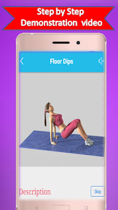 home workout exercise and yoga App Download For Android 6
