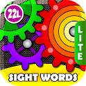 Sight Words Learning Games & Flash Cards Lite icon