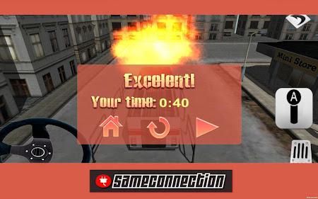 Fire Truck Parking 3D 3.0 screenshot 1113959