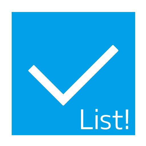 List!   - シンプルで美しいTodoアプリ 生產應用 LOGO-玩APPs