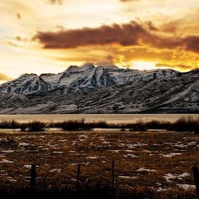 by Aaron Despain - Landscapes Mountains & Hills