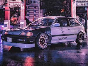 シビック EF3 1991 Civic EDのカスタム事例画像 loopracerさんの2020年03月16日19:24の投稿