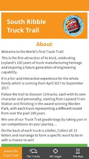 The Truck Trail- screenshot thumbnail
