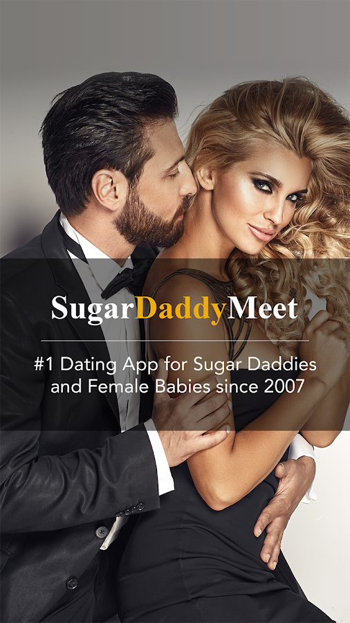 Sugar Daddy Meet & Sugar Baby Hook Up Dating App- screenshot