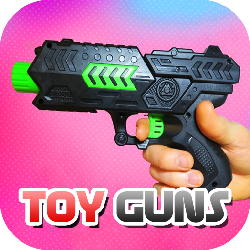 Toy Collections: Guns for Boys