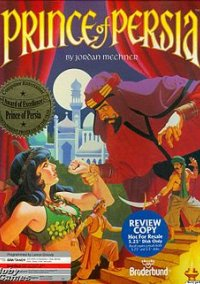 PRINCE OF PERSIA retro video games
