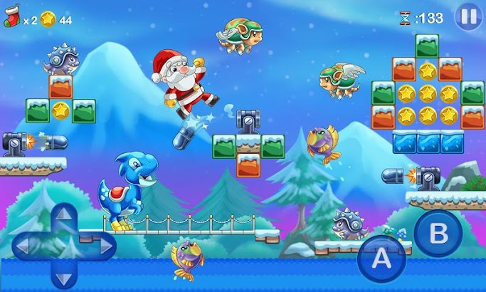 Mega Santa screenshot