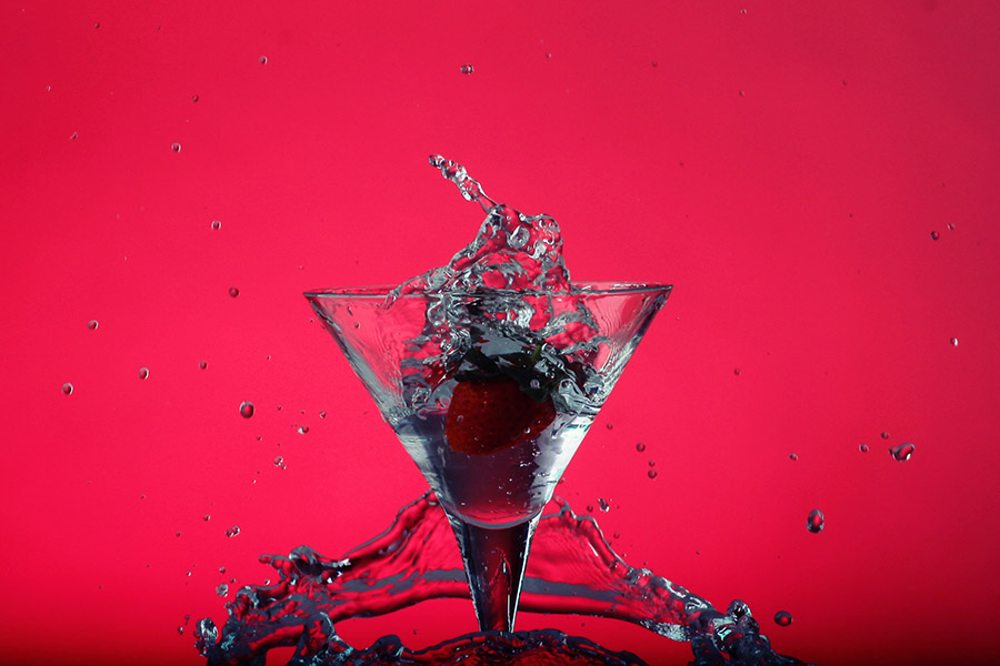 Failed Splash by Andreas Karyadi - Artistic Objects Other Objects