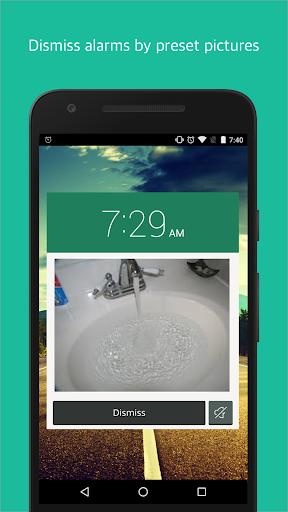 Alarmy (Sleep If U Can)- alarm Screenshot