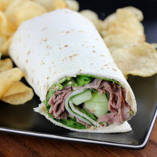Beef and Cabbage Wraps Recipe