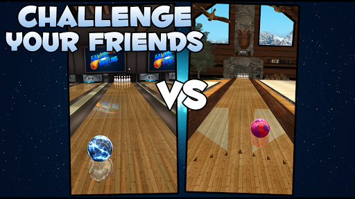 Galaxy Bowling 3D Free 12.68 Cheat screenshots 2