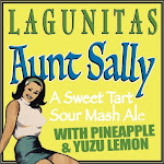 Lagunitas Pineapple Yuzu Aunt Sally Sour