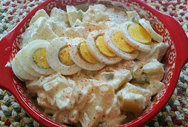 ~ Perfect Potato Salad For A Few ~