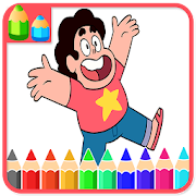 Game Coloring For Steve-Universe APK for Windows Phone