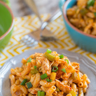 One-Pot Fiesta Chicken Pasta