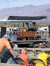 Photo: The beautiful view from the Stovepipe Wells Stage.