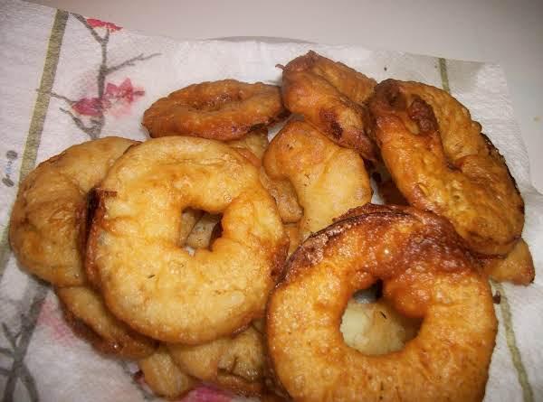 Apple Rings Recipe