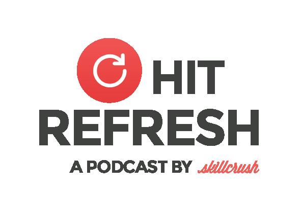 Hit Refresh Logo
