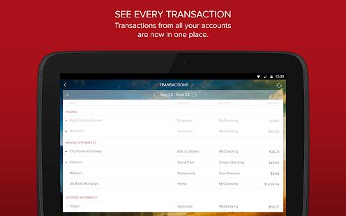 BECU Money Mgr.- screenshot thumbnail