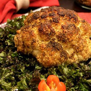 Ming'S Roasted Cauliflower Recipe