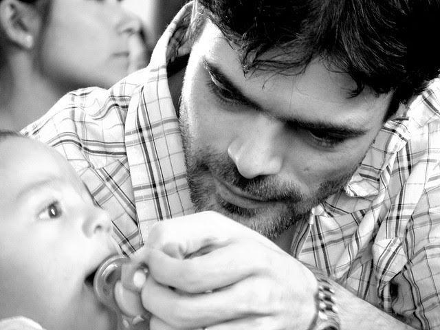 De padre proveedor a padre cuidador