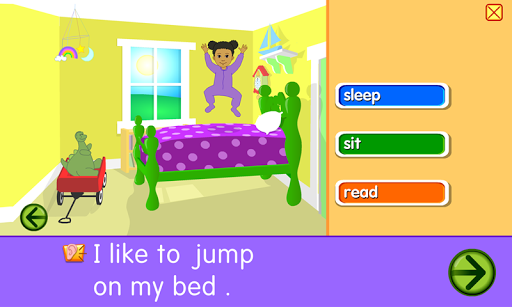 Starfall All About Me screenshot