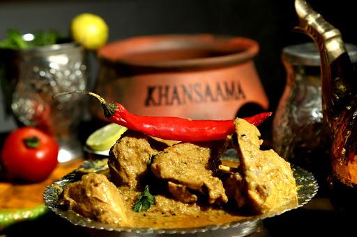 Khansaama Food menu 2
